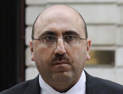 Observatory director Rami Abdel Rahman