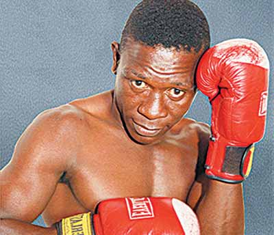 Waidi Usman will meet Uganda's Edward Kakembo in the African Boxing Union Featherweight title contest at the GOtv Boxing Night, scheduled for the National Stadium, Lagos… on December 26.
