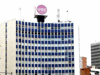 UAC headquarters in Lagos