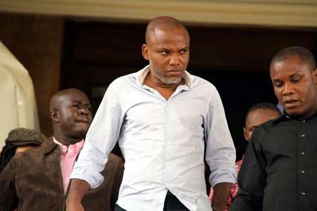 Judge hands off Nnamdi Kanu's case | The Guardian Nigeria