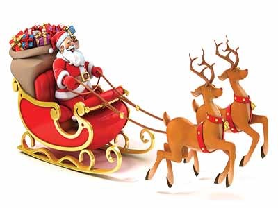 santa-claus-rein-deer-cartoon-kids-christmas-wallpaper