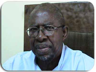 PROFESSOR Titus Okereke