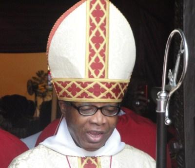 Rev. Adebola Ademowo