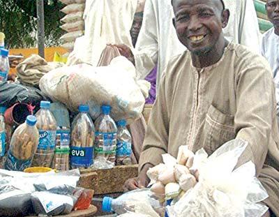Herbal drug seller