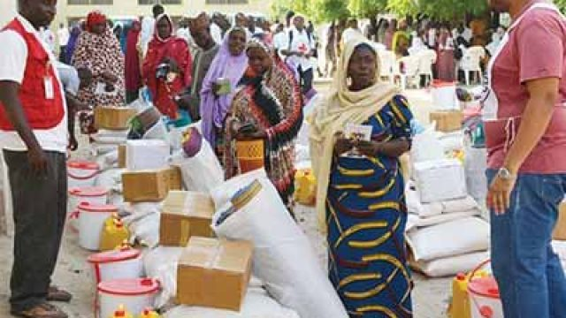 Internally Displaced Persons(IDPs)