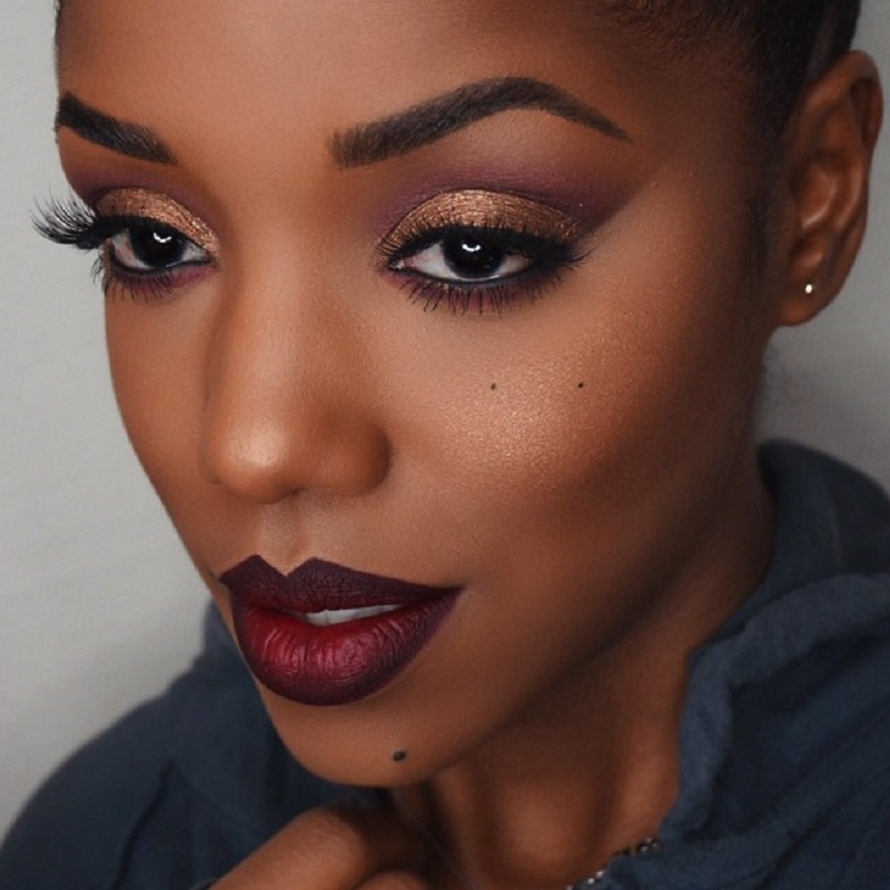 Image result for Spice up your red lips, line your lips with your lip liner