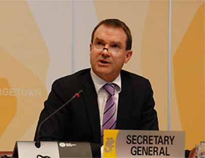 Secretary-General of CITES, Mr John Scanlon