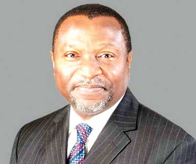 Minister for National Planning, Udo Udoma