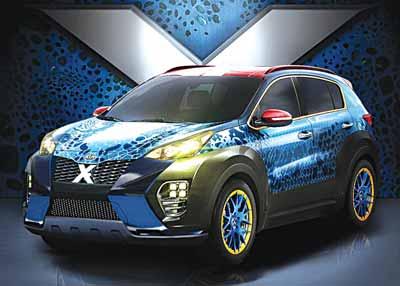 X-car