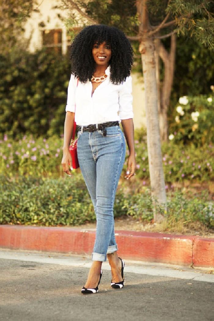 82bbc30fa19 6 Ways To Style Your Basic White Shirt