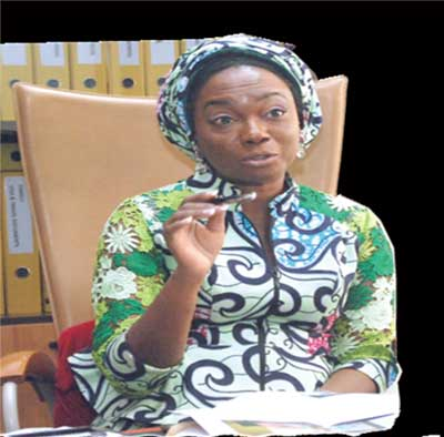 Aisha Muhammed-Oyebode