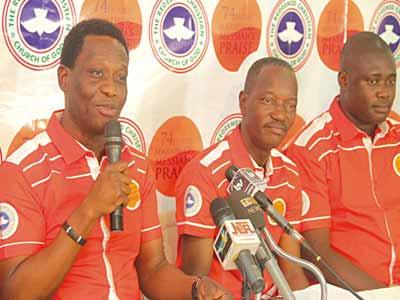 RCCG's 74-Hour Praise In Honour of Adeboye, To Break World