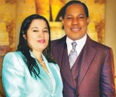 Anita and Chris Oyakhilome