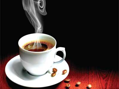 Drinking two cups of coffee each day can reduce the liver damage that is caused by overindulging in food and alcohol, experts have revealed.                                                                                        PHOTO: google.com/search