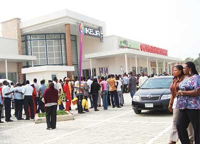 Ikeja-Mall