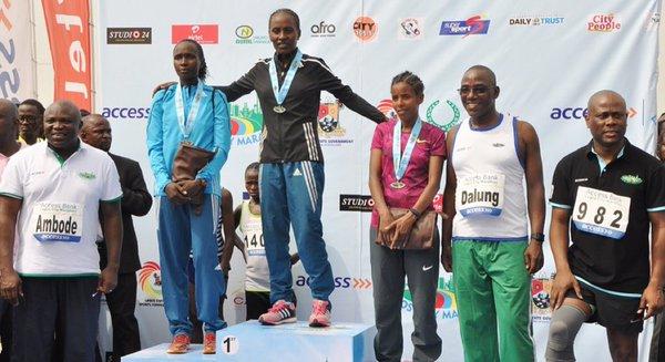 Lagos city marathon1