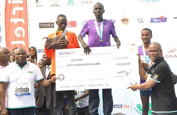 Lagos city marathon2
