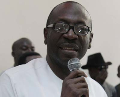 Pastor Osagie Ize – Iyamu