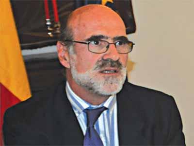 Spanish ambassador to Nigeria, Alfonso Barnuevo