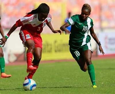 The Super Falcons beaten 3-2 by Equatorial Guinea 3-2 in the qualifiers for Rio 2016 Olympics. Newly appointed coach Florence Omagbemi says re-building the team is the responsibility of all Nigerians.