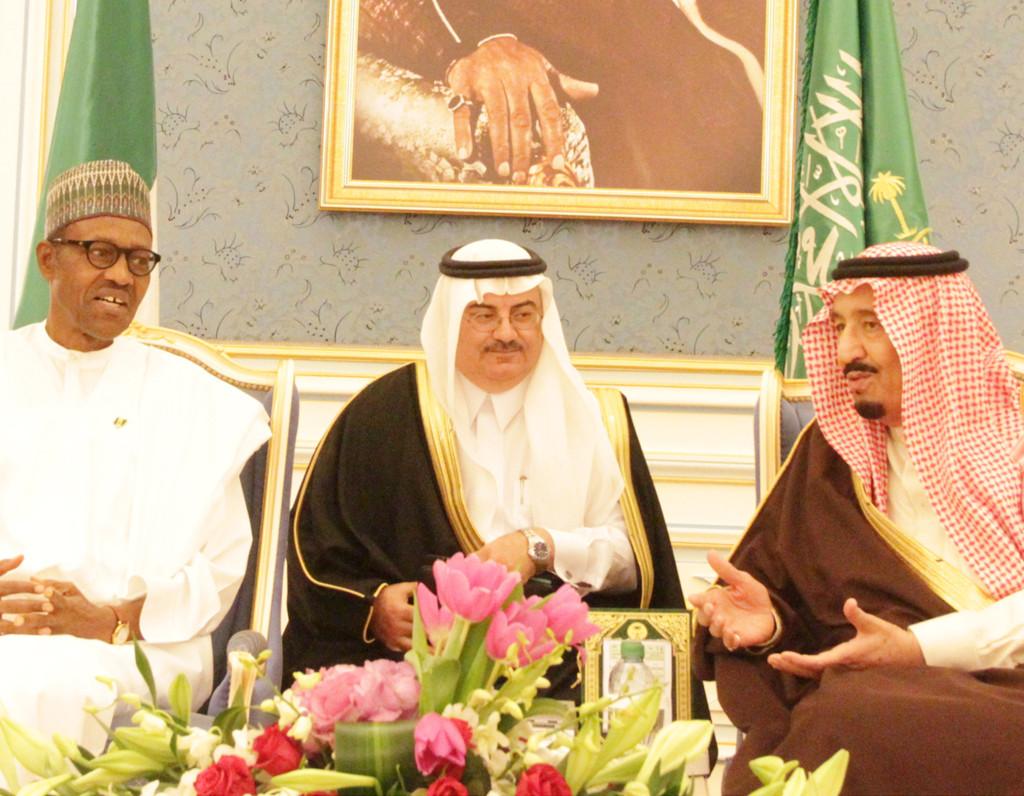 buhari in saudi 6
