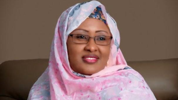 Aisha Buhari unveils nigeria Rebirth project