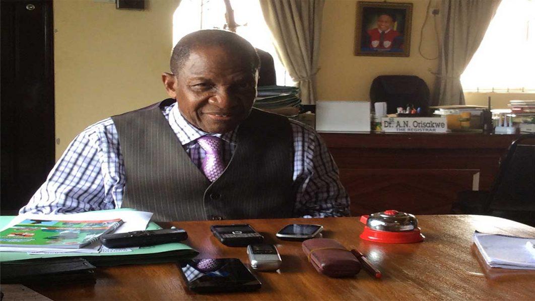 Dr. Austin Orisakwe,
