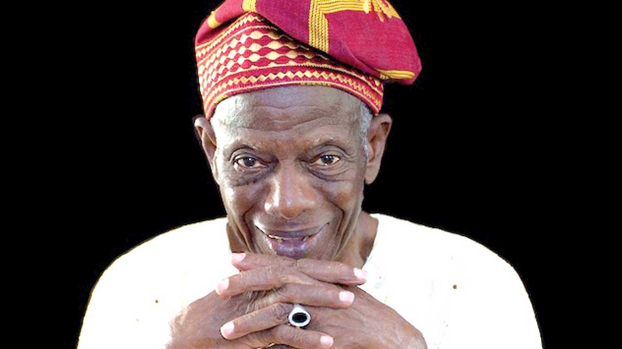 The late Dotun Oyewole