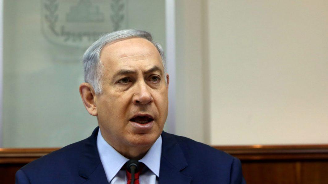 Israeli Prime Minister Benjamin Netanyahu . / AFP / GALI TIBBON