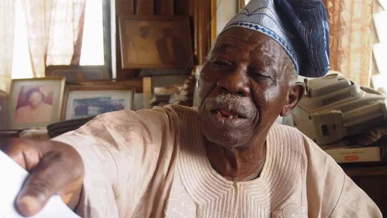 Chief Adebayo Oyediji