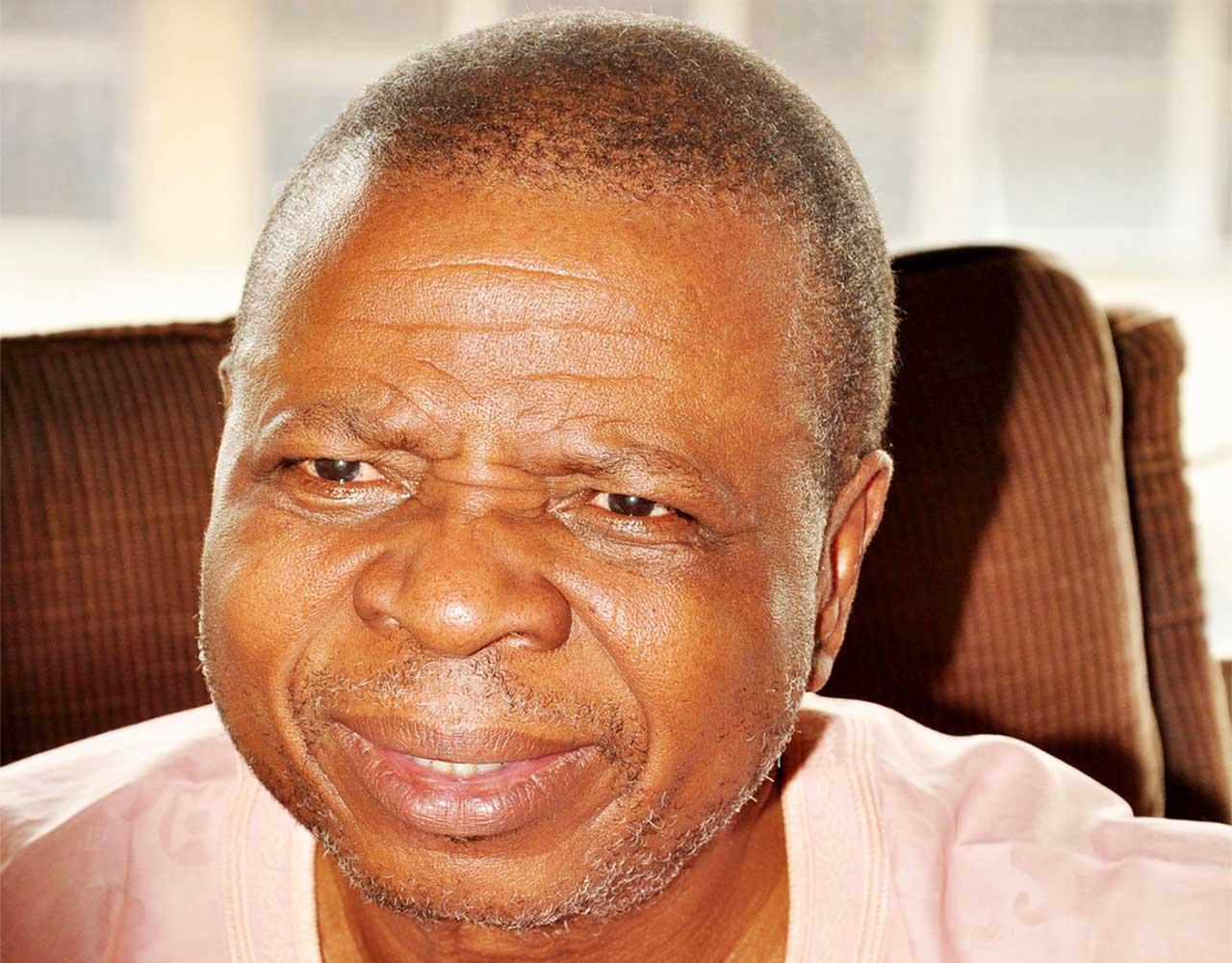 Chief Ebenezer Babatope