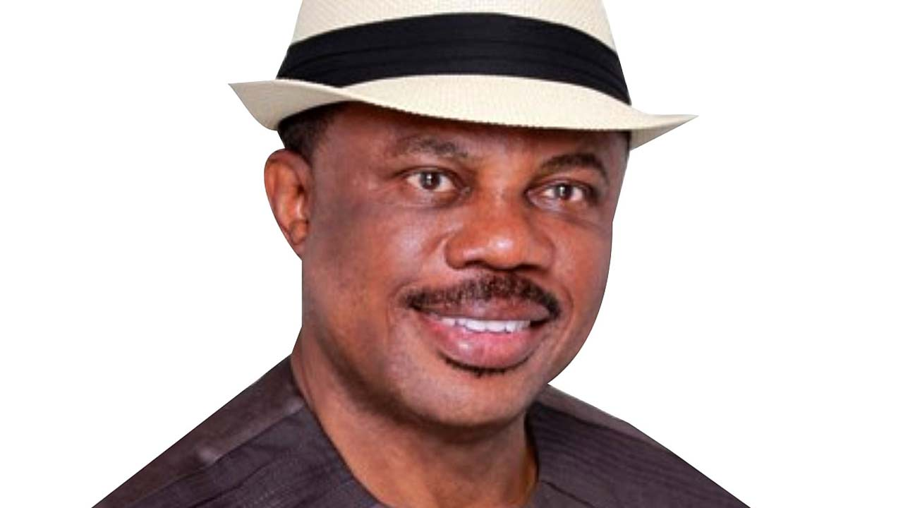 Willie Obiano, Anambra State Governor.