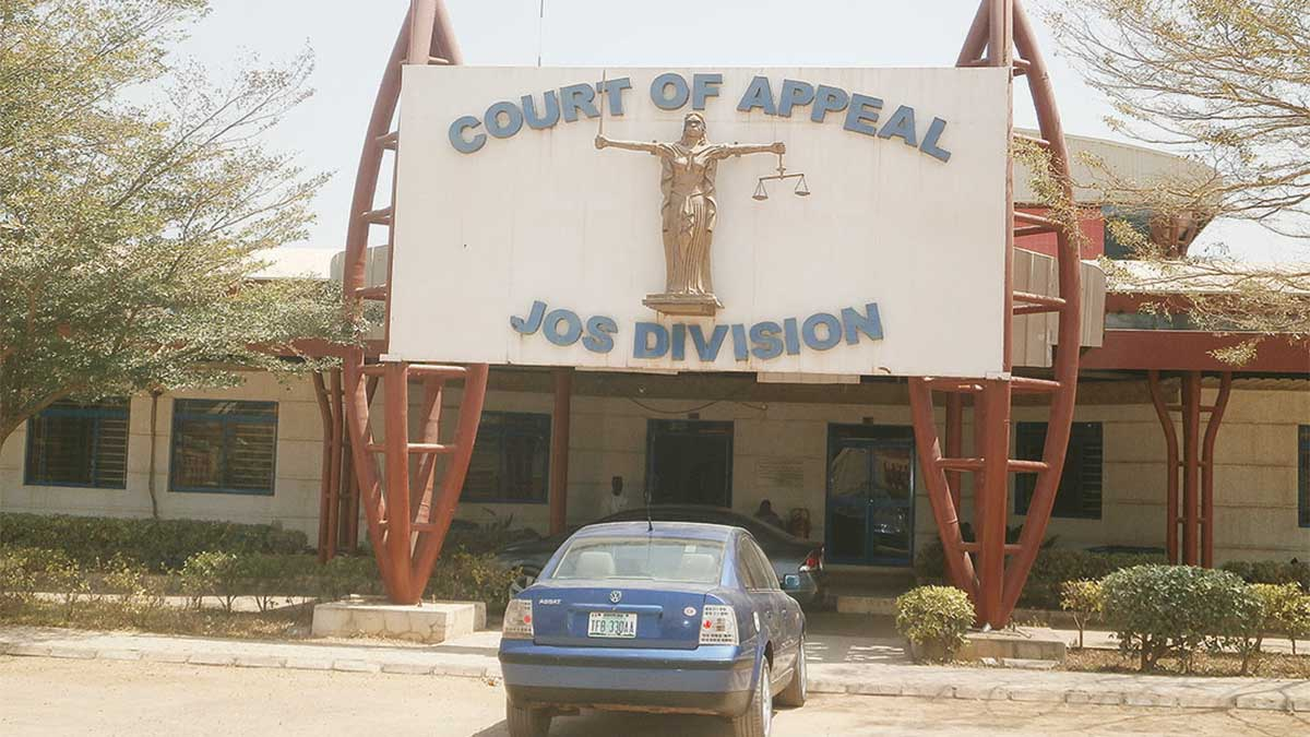 Court of Appeal, Jos division