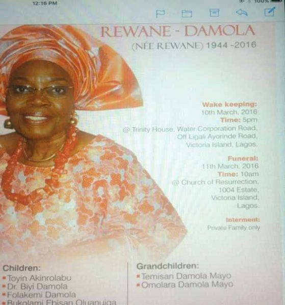 Rewane-Demola