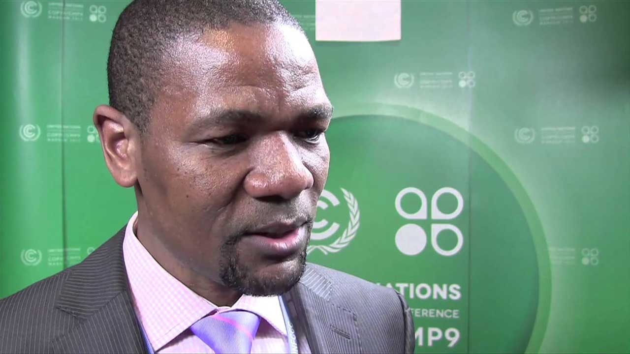 Dr. Richard Munang, PHOTO: youtube