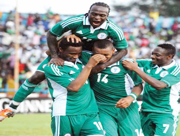 Super Eagles jubilate victory against Swaziland in Port Harcourt. Coach Adelabu Adegoke says the process of appointing coaches for the national teams are not transparent enough