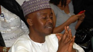 Alleged $.500m bribe: Absence of prosecution stalls Lawan's arraignment