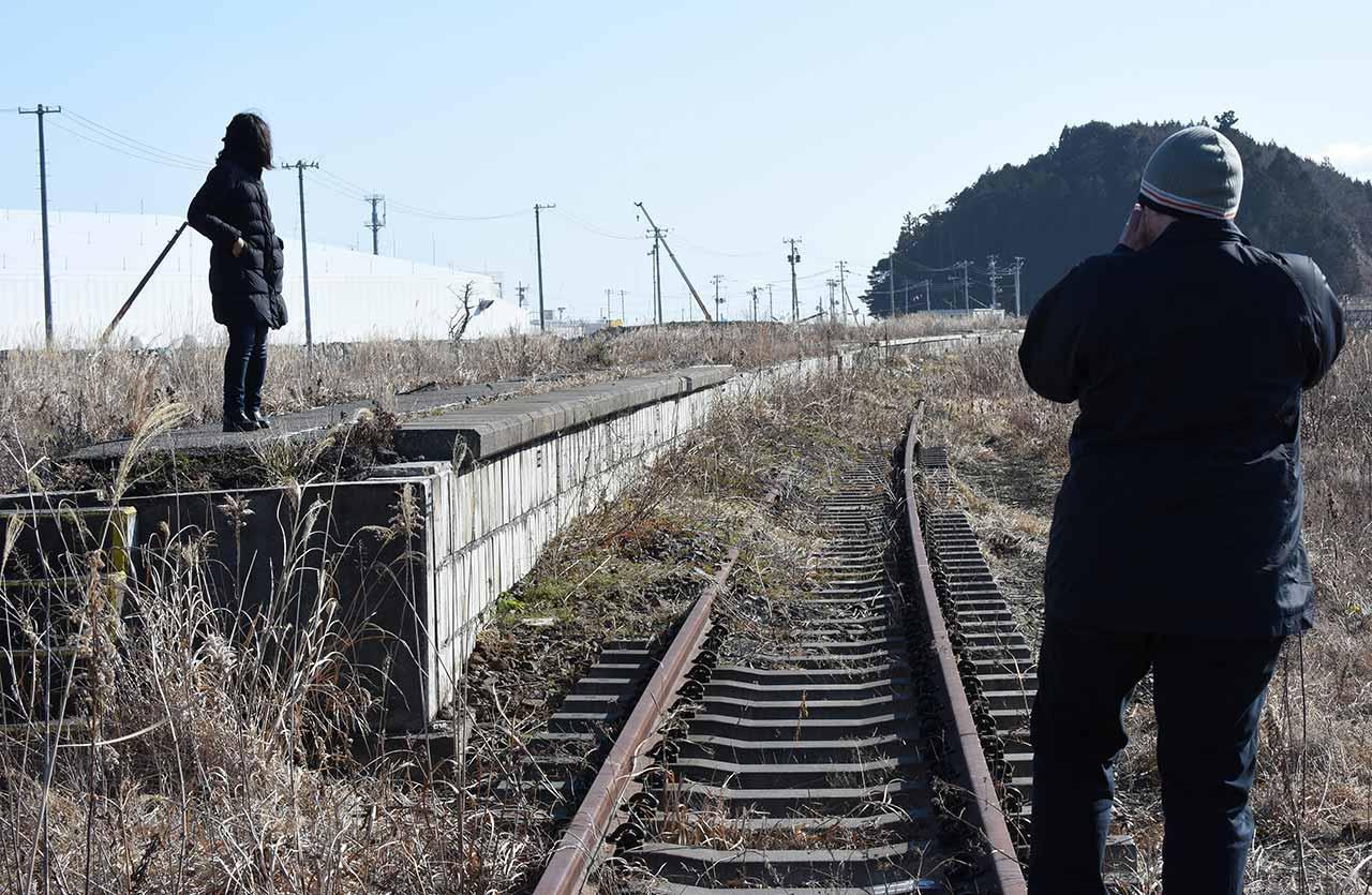 Fukushima :AFP