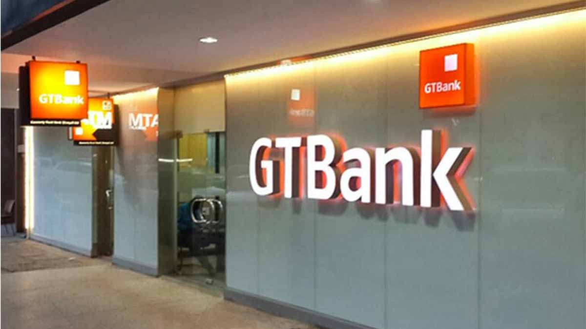 Guaranty Trust Bank Plc