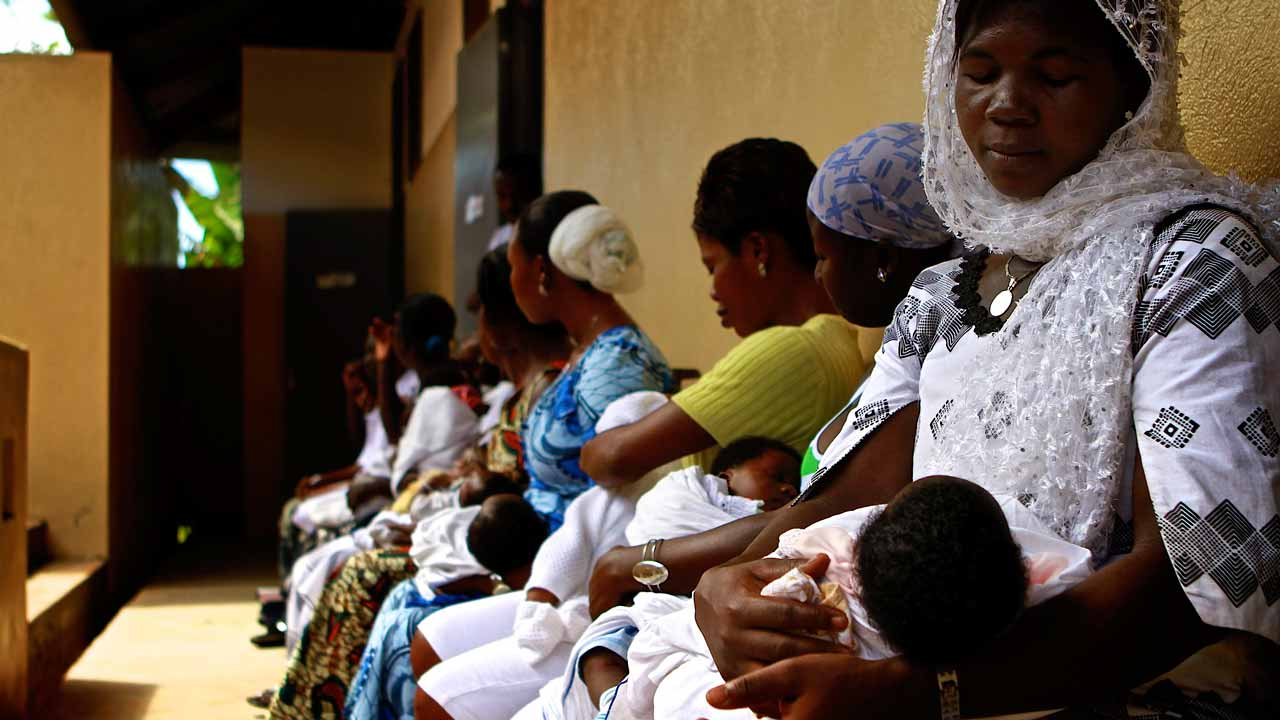 Image result for maternal mortality rate Nigeria