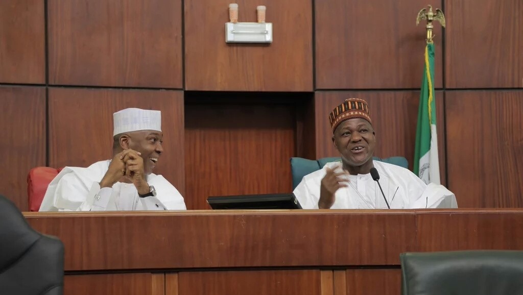 Senate Adjourns Plenary Over Adeleke's Death