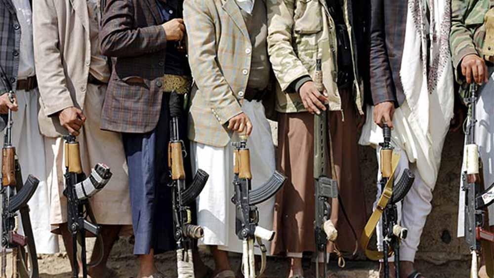 IS militants in Yemen
