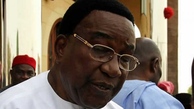 Sports can take Nigerian youths  away from crime, says Jim Nwobodo