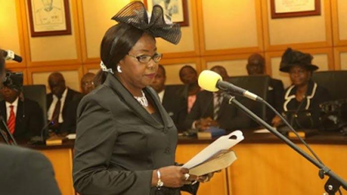 Justice Adama Iyayi-Lamikanra