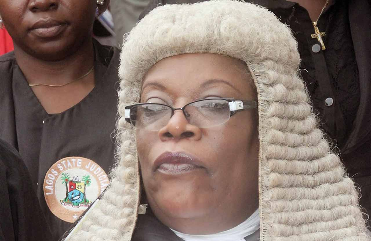 Justice Olufunmilayo Atilade