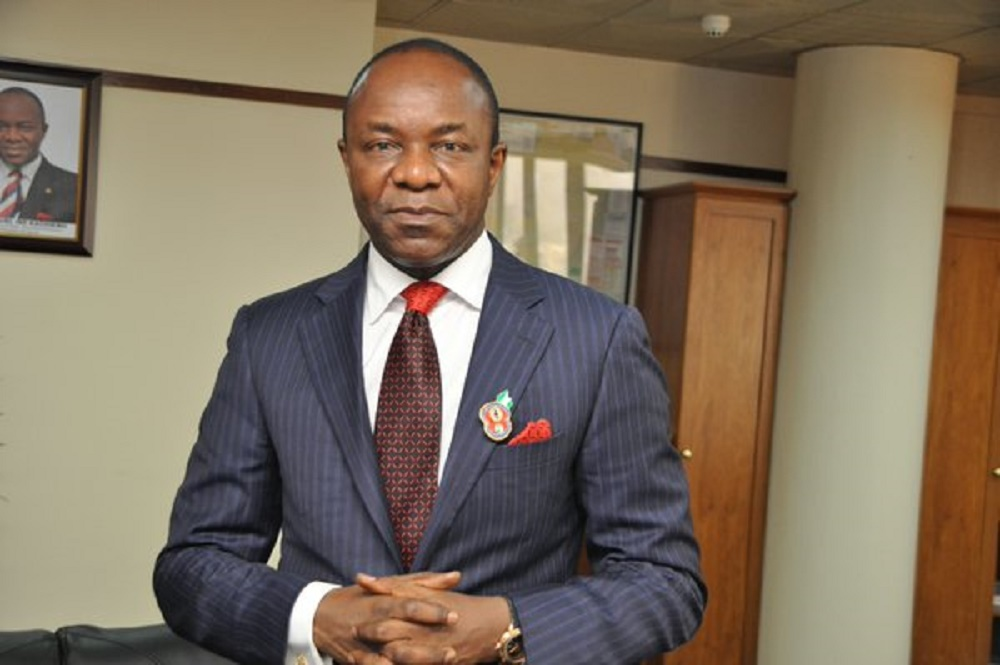 The Minister of State for Petroleum Resources, Dr. Emmanuel Ibe Kachikwu