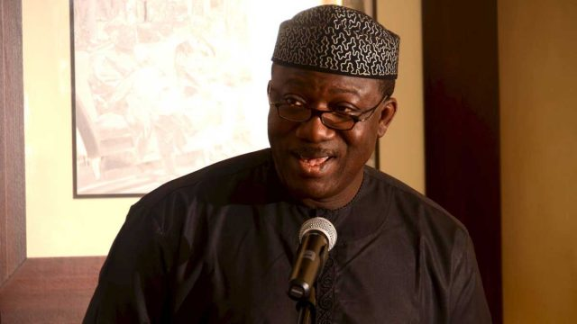 Fayemi, workers reach agreement on salary arears, others