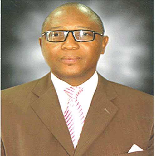 LUTH CMD, Prof. Chris Bode