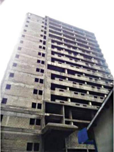 LASACO House on Kakawa/Tinubu Street, Lagos