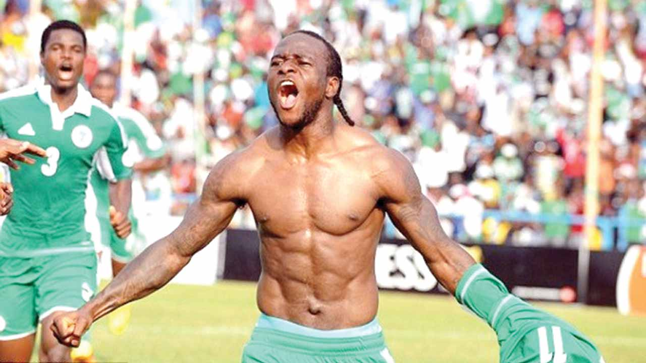Super Eagles' Victor Moses has raised the battle cry ahead of Nigeria's clash with Egypt… tomorrow.